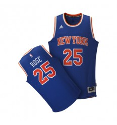 Maillot NBA Swingman Rose blanc