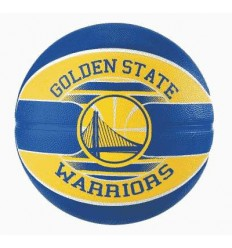 Ballon Spalding NBA Golden State Warriors taille 5