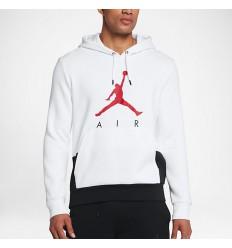 Sweat Jordan Jumpman GFX blanc