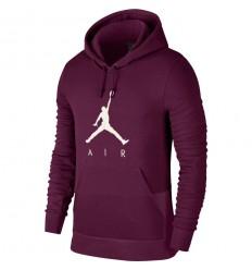 Sweat Jordan Jumpman GFX bordeaux