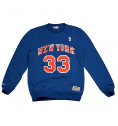 Sweat M&N Name and Number Ewing