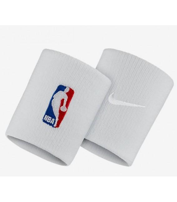 Poignet Nike NBA blanc