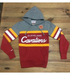 Sweat Capuche Head Coach Cleveland Cavaliers Mitchell & Ness