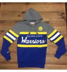 Sweat Capuche Head Coach Golden State Warriors Mitchell & Ness