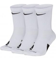 """Pack 3 paires Nike Elite """" Blanche et Noire """""""