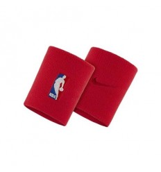 Poignet Nike NBA rouge