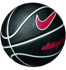 pick up 3bf7f 67202 Ballon Nike Dominate noir et rouge T7