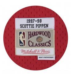 Jersey Swingman Scottie Pippen Mitchell and Ness Road