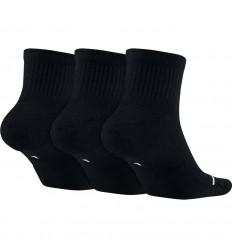 Chaussettes Jordan Quarter noire