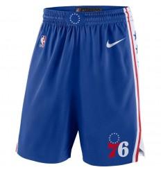 Short Nike Swingman Philadelphia Sixers