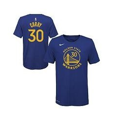 T-Shirt Name And Number Stephen Curry cadets