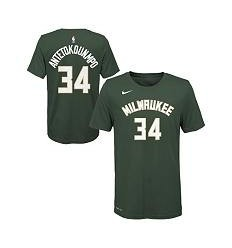 T-Shirt Name And Number Giannis Antetokounmpo cadet