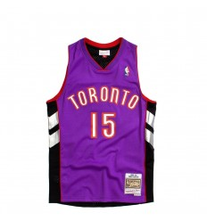 Jersey Swingman Vince Carter 99-00 violet Mitchell and Ness