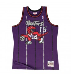 Jersey Swingman Vince Carter 98-99 purple Mitchell and Ness