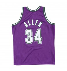 Jersey Swingman Ray Allen 2000 2001 Mitchell and Ness
