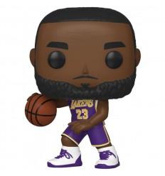 LeBron James Los Angeles Lakers Funko POP! Vinyl NBA Figure