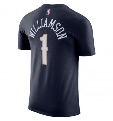 T-Shirt Nike Name and Number Zion Williamson