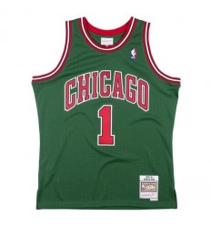 Jersey Swingman Derrick Rose 2008 2009 Mitchell and Ness