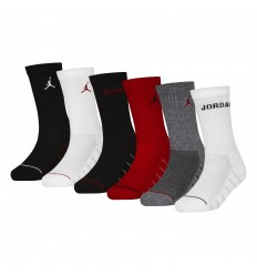 Chaussettes Jordan Legend 6PK juniors