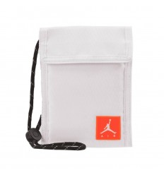 Jordan Tri-Fold Pouch blanc