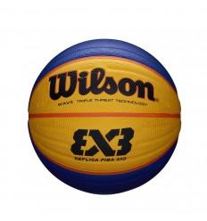 Ballon de match Wilson FIBA 3X3 Replica FFBB
