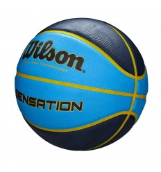 Ballon de basket Wilson Sensation blue