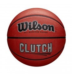 Ballon de basket Wilson Clutch Brown