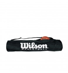 Sac tube Wilson pour ballons de basket
