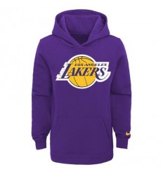 Sweat capuche nike logo essential Los Angeles Lakers cadet
