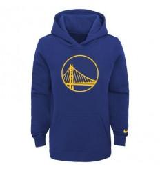 Sweat capuche nike logo essential Golden State Warriors cadet