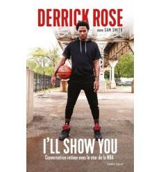 Livre Derrick Rose: I'll Show You