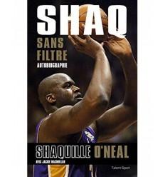 Livre Shaq sans filtre