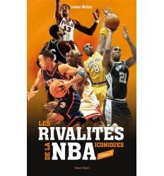 """Livre """"Les rivalités Iconiques de la NBA vol.2"""""""
