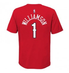 T-Shirt Nike Name and Number Zion Williamson Statement junior