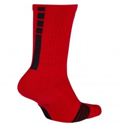 Chaussettes Nike Elite rouges