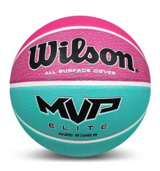 Ballon MVP Elite Wilson Pink Green