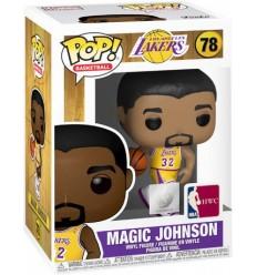 Funko Pop Magic Johnson Lakers Home N°78