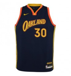 Jersey nike Stephen Curry City Edition junior