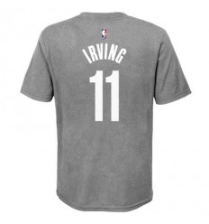 T-Shirt nike name and number Kyrie Irving statement junior