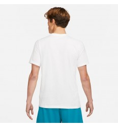 "T-Shirt nike ""Just Do It"" blanc"