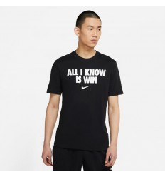 "T-Shirt Nike ""All I Know Is..."