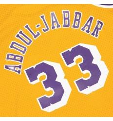 Jersey Swingman Abdul Jabbar 84-85 Mitchell and Ness