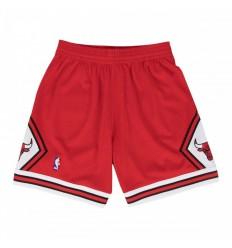 Short rouge Chicago Bulls...