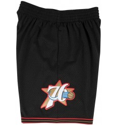 Short Philadelphia Sixers Mitchell and Ness