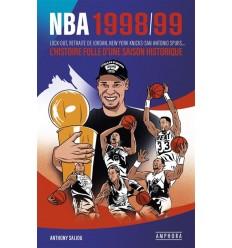 Livre NBA 1998/1999