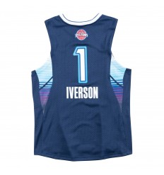 Jersey Swingman Allen Iverson All Star Game 2009 Mitchell and Ness