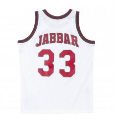 Jersey Swingman Kareem Abdul Jabbar 1971 1972 Mitchell and Ness