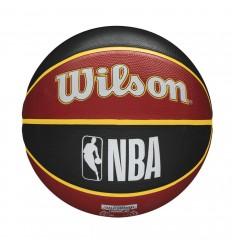 Ballon Wilson Team Tribute Atlanta Hawks
