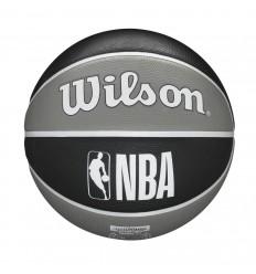 Ballon Wilson Team Tribute Brooklyn Nets