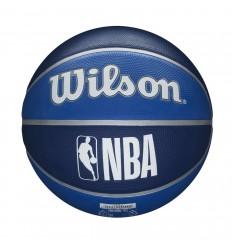 Ballon Wilson Team Tribute Dallas Mavericks